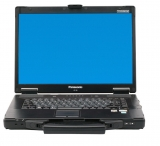 Panasonic Toughbook CF-52, i5 M520 2,4GHz , 15,4 ZOLL, MK-3, 128 GB SSD, 4 GB RAM