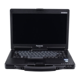 Panasonic Toughbook CF-53 MK3, Core i5 3340M 2,70GHz, 8GB, 256GB SSD, DE-Tastatur