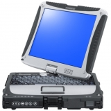 Panasonic Toughbook CF-19 MK-7, Core i5-3340M - 2.7GHz, 128GB SSD, Webcam