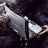 Panasonic Toughbook CF-19 MK-6, Core i5-3320M - 2.6GHz, 500GB  , 8 GB RAM, Touchscreen, A-WARE